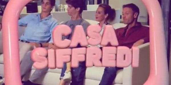 """Arriva su La5 """"Casa Siffredi"""": Rocco e la sua famiglia si raccontano"""