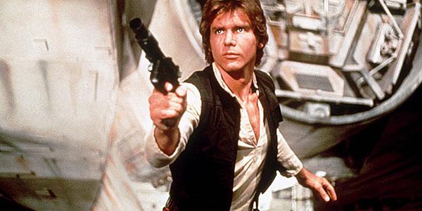 """La giacca di Han Solo in """"Star Wars, il risveglio della forza"""" in vendita per beneficenza"""