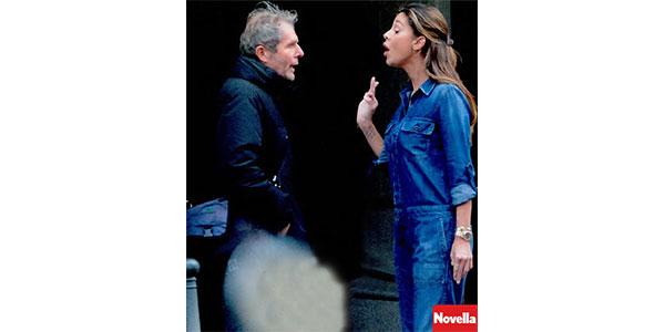 """Belen infuriata contro un paparazzo, per il gossip è colpa di un """"no"""" di Stefano De Martino…"""