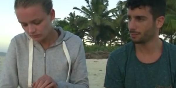"""Gossip Isola dei Famosi 2016, Jonas e Mercedesz i """"piccioncini"""" di Cayo Paloma"""
