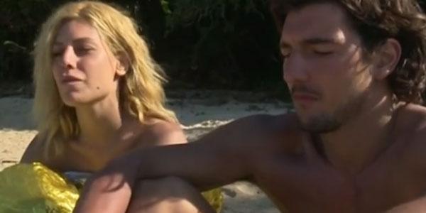 Gossip Isola dei Famosi, Paola Caruso sempre più attaccata ad Andrea Preti