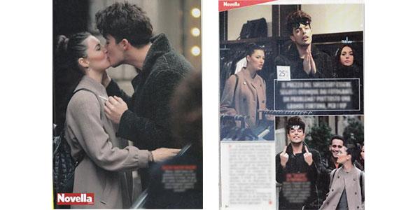 Gossip, Stash mostra il dito medio ai paparazzi mentre passeggia con la fidanzata