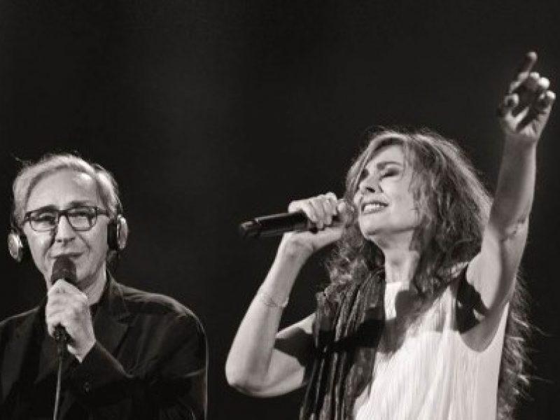 Franco Battiato e Alice