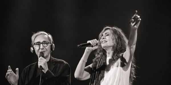 Franco Battiato e Alice insieme il 31 luglio al Teatro Antico di Taormina