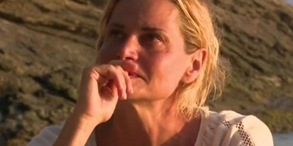 """Isola dei Famosi, le lacrime di Simona Ventura dopo la nomination: """"È stata una coltellata"""""""