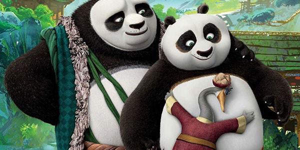 Adinolfi vs Kung Fu Panda: