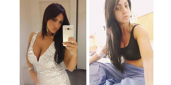 Marika Fruscio riduce il seno: fan delusi ma lei adesso si sente molto meglio