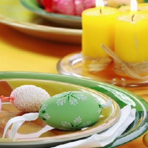 L'83% degli italiani a Pasqua pranzerà a casa   Da Nord a Sud vincono i piatti tipici regionali