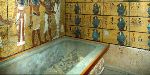 Stanze segrete nella tomba di Tutankhamon   La scoperta che alimenta la leggenda del faraone