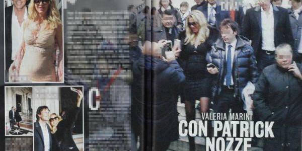 Valeria Marini incinta? Il pancino sospetto accende il gossip