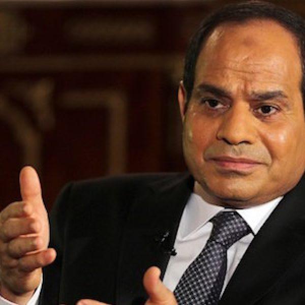 Egitto, Abdel Fattah Al Sisi confermato presidente