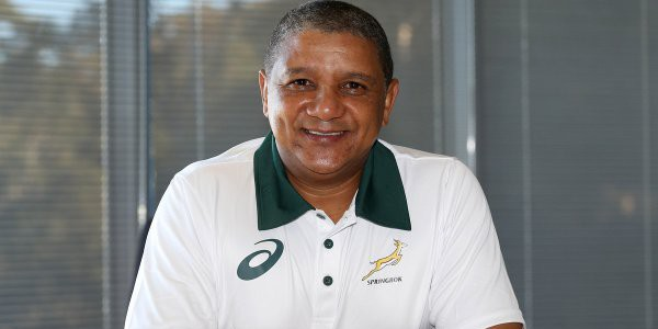 Rugby, Sud Africa: Alister Coetzee nuovo capo allenatore degli Springboks