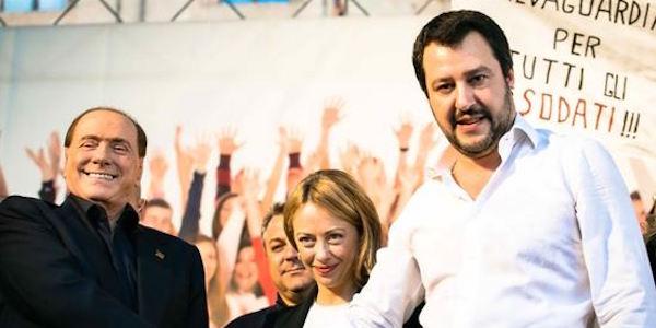 """Salvini """"incoronato"""" leader, incontri con Pd e M5S"""
