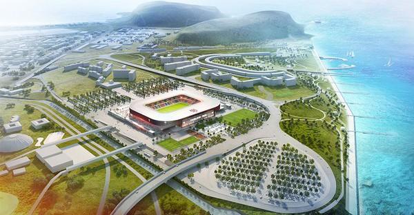 Cagliari, nuovo stadio Sant'Elia: il Comune approva il progetto
