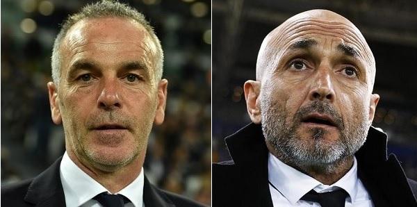 Le probabili formazioni di Lazio-Roma. Pioli sceglie Klose, Dzeko in panchina