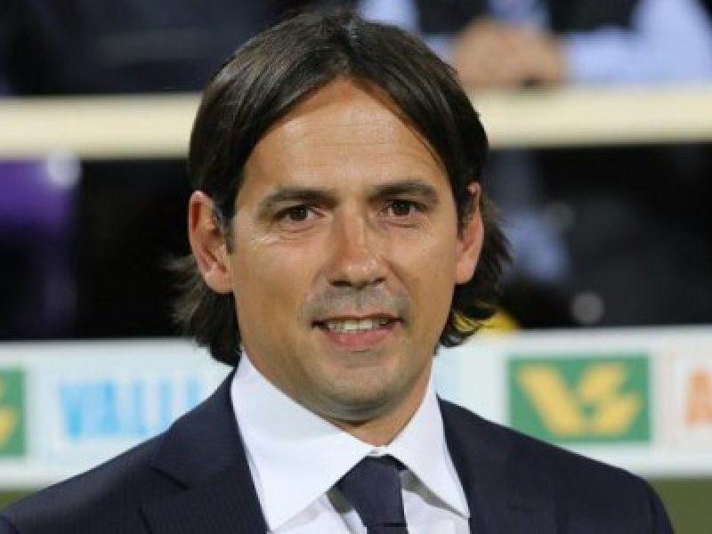 Simone Inzaghi, Inzaghi Lazio, Parole Simone Inzaghi, Inzaghi Derby, Derby Roma , Derby Roma Lazio, Derby Lazio - Roma, Inzaghi favore Juventus