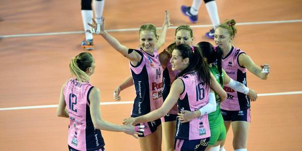 Volley, Casalmaggiore è campione d'Europa | Battuto in finale il Vakifbank Istanbul