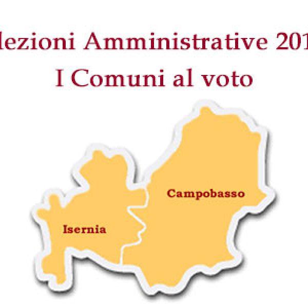 Elezioni Amministrative 2016, i sindaci eletti in Molise
