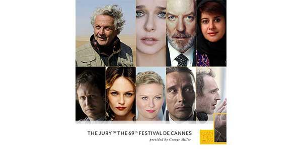 Festival di Cannes 2016 giuria