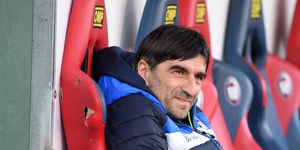 Crotone, incontro in settimana con Juric: l'allenatore nel mirino del Genoa