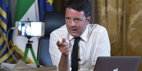 Intercettazioni, Renzi: