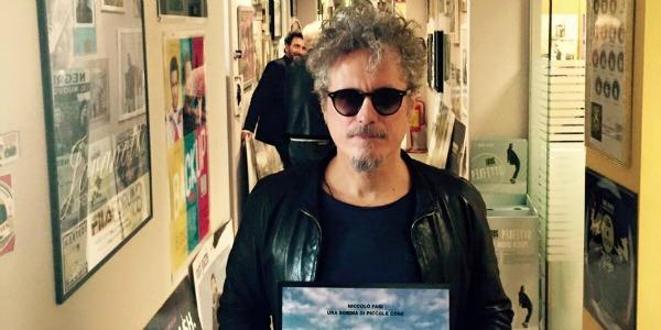 """Niccolò Fabi torna con il nuovo singolo """"Io sono I'altro"""""""
