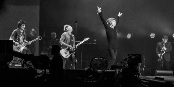 Londra celebra i 50 anni del Rolling Stones