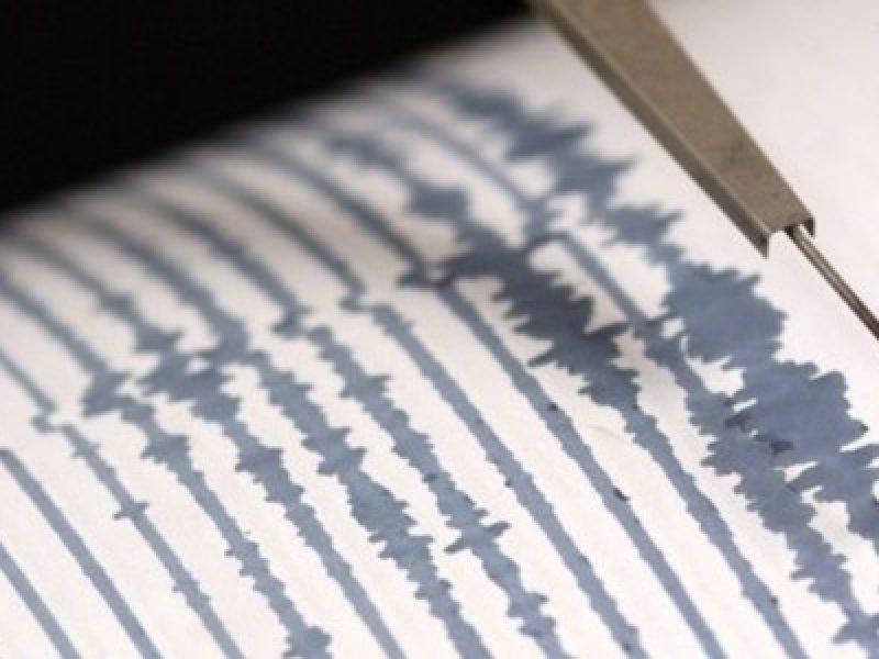 Calabria: scossa di terremoto di magnitudo 3.2 sulla scala Richter