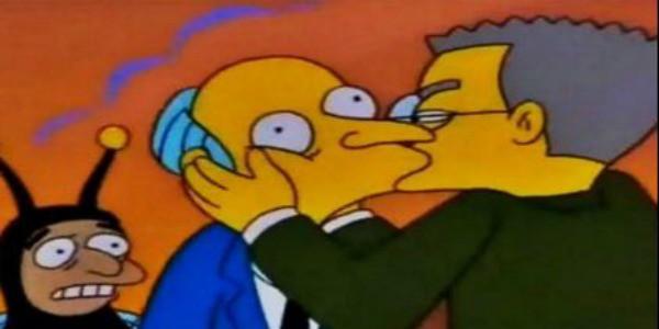 Simpson cartone animato si