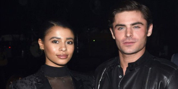 Zac Efron è tornato single, addio a Sami Mirò