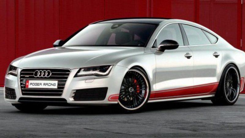 """L'Audi e il """"piloted driving concept"""". Ecco come l'A7 guida da sola"""