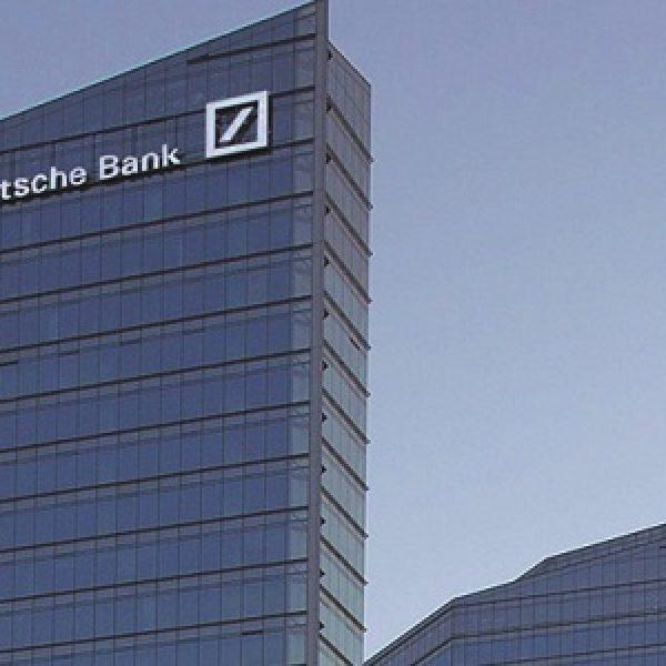 Deutsche Bank, tagli per 7 mila posti di lavoro