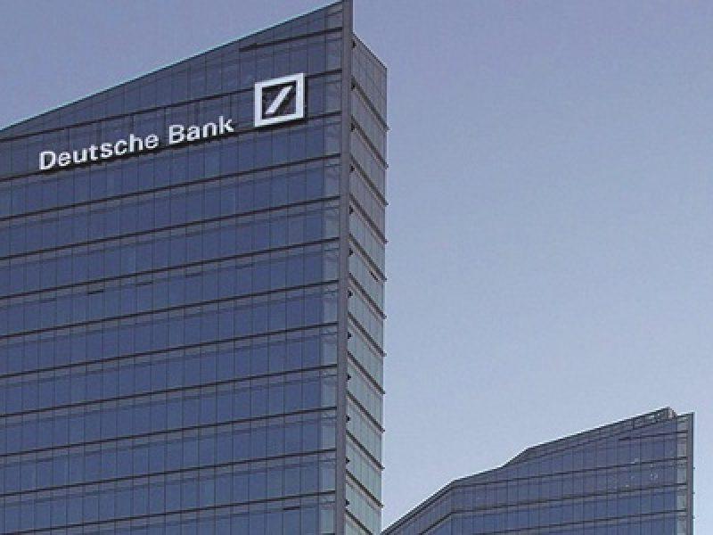 Deutsche Bank si mette a dieta rigida: in vista 7 mila licenziamenti