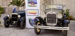 Ford del 1929 e Fiat del 1926 a Piazza Pretoria