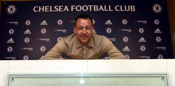 """Chelsea, la lettera d'addio di John Terry: """"Questo club è stato la mia vita"""""""