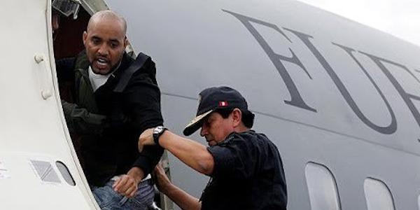 Colombia, arrestato narcos peruviano