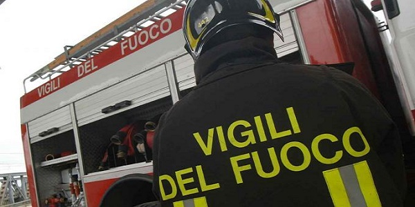 Viterbo, esplosione in appartamento: un morto