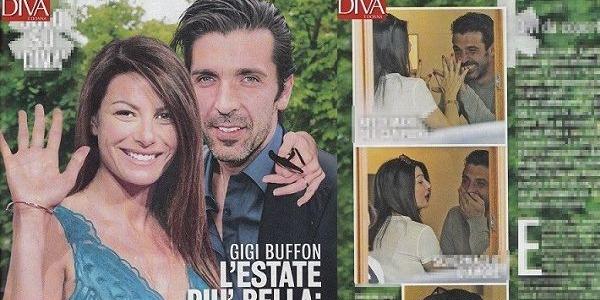 Matrimonio In Arrivo : Gossip matrimonio in arrivo per gigi buffon e ilaria d