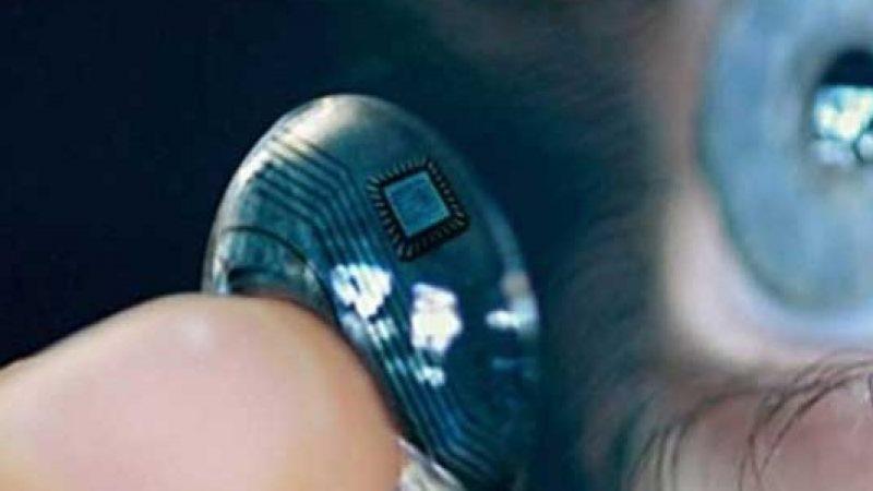 La smart lens del futuro: una foto in un battito di ciglia