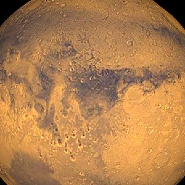 Su Marte ci sono molecole organiche: