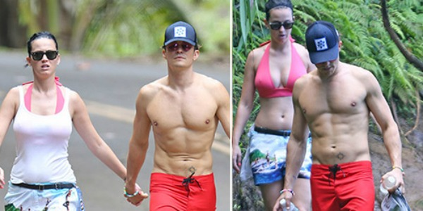 Katy Perry e Orlando Bloom, sui social la conferma della loro storia d'amore /FOTO