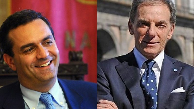 Elezioni amministrative 2016 – NAPOLI |De Magistris (42,2%) sfiderà Lettieri (24%)