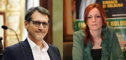 Merola Borgonzoni ballottaggio