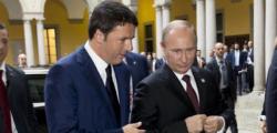 guerra, guerra fredda, guerra fredda Putin, Matteo Renzi, Putin, Putin elogia Renzi, Renzi, renzi incontra putin, Russia, san pietroburgo, valdimir putin