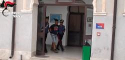 TRapani arresto