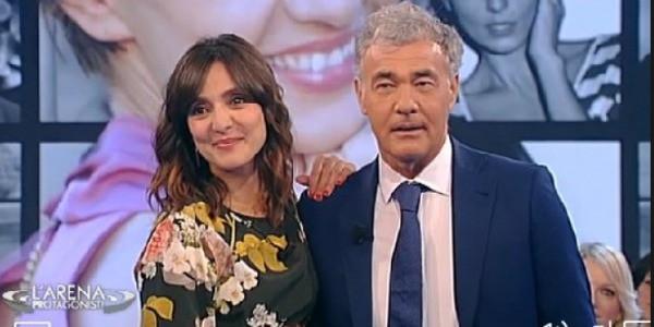 Ambra Angiolini avrebbe dimenticato Francesco Renga grazie a Massimo Giletti