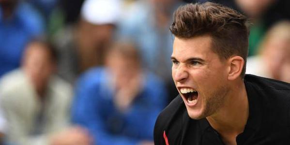 Roland Garros, incredibile Thiem: elimina Djokovic in tre set. Nadal e Wawrinka in semifinale. Ok Murray
