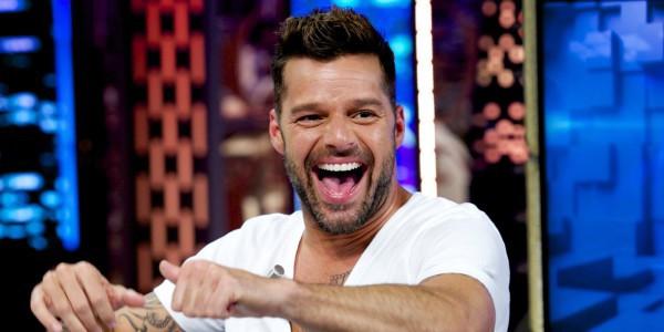 Fiocco Rosa per Ricky Martin, papà per la terza volta