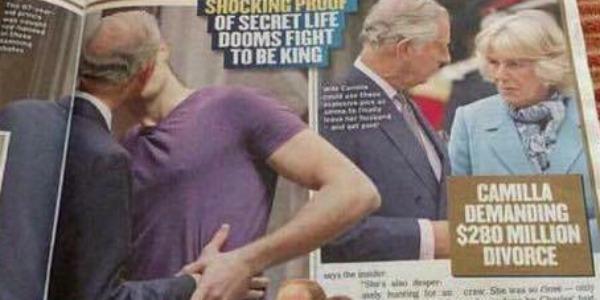 """""""Il principe Carlo è gay e ha un toy boy"""", lo scoop che fa tremare la famiglia reale /FOTO"""