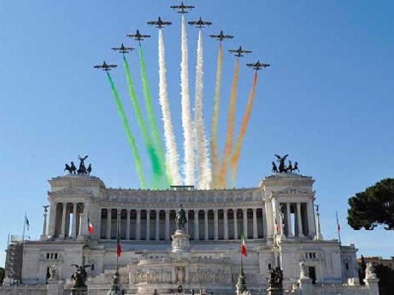 cerimonia 2 giugno, festa 2 giugno, Festa della Repubblica, parata fori imperiali 2 giugno, programma festa della repubblica